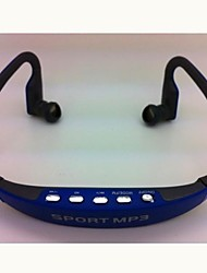 TX-508 Sport  Headphone Headset With TF Card ,FM, MP3 Headset(Assorted Colors)