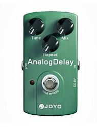 Joyo JF-33 аналог педали задержки гитарные эффекты верно байпас