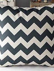 Современный стиль белое в форме сердца с рисунком хлопок / лен декоративная подушка крышка
