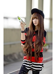 European and American Fashion Long Curly Wig Fluffy Amazon Ebay Selling Models