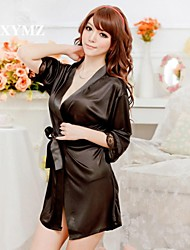 Women's Cut Out Flower Lace Nightwear(Fit Size:M-XL)