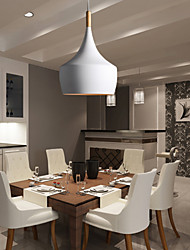 candelabros maishang® estilo mini oficina de sala de estudio metal moderno dormitorio sala de estar contemporánea