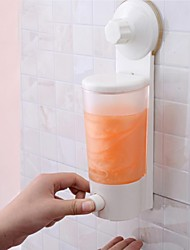 Sucker Dispenser /Soap Dispenser With Suction Cup