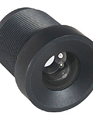 "1/3"" Fixed Iris IR Lens 6mm  Television CCTV Lens for Security Surveillance CCTV Video Camera"