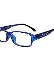 [Lentes livres] retângulo óculos de computador completa-rim