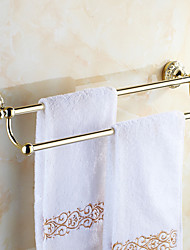 Neoclassical Ti-PVD Wall Mounted Towel Bars