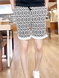 Shorts ( Multi-color , Baumwolle ) - für Freizeit - für MEN