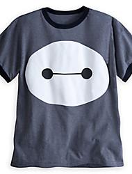 BOY - Rekbaar - Dun - Korte Mouw - Katoen Mixen - T-shirts