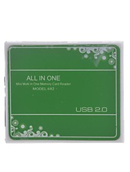 USB2.0 All In One Memory Card Reader