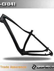 "OEM Carbono total Bicicleta Marco 29"" Matt Unidireccional cm 15.5/17.5""(In Stock)/19"" pulgada"