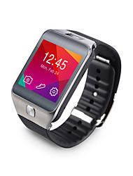 "NO.1 G2 1.54"" MT2502A Bluetooth 4.0 Smart Watch(Sapphire Glass, Pedometer, Heart Rate, Waterproof, Anti-lost)"