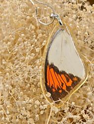 Schmetterling effect®realgreat Aurorafalter Schmetterling einzigen Sieg Halsketten für Frühjahr fation Damen