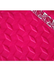 Four-C decoração pin ferramentas de estampagem fondant bolo de rolamento queque a cor transparente, 1pcs