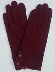 Women Cute/Party/Casual Cotton Blends/Lace Gloves