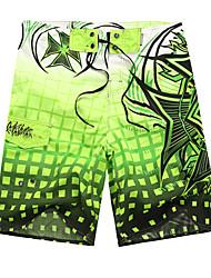 Men's Leisure Surf Board Short Quick Dry Beach Swimwear Pants Swimwear Trunk