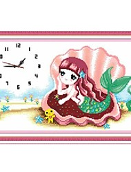 Graceful Time Cross Stitch
