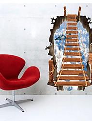 3d наклейки для стен наклейки на стены, лестницы наклейки стены PVC