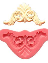europe moules à gâteaux soulagement triangle fondant moule chocolat pour la cuisson de la cuisine pour du sucre candi