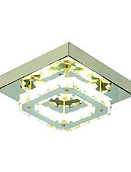 Luci Pendenti - Contemporaneo - DI Metallo - Cristallo/LED