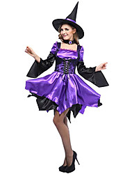 Gothic Witch Adult Women's Halloween Costume