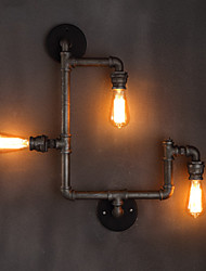 MAISHANG® Wall Sconces Rustic/Lodge Metal