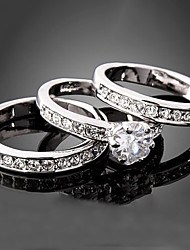 Loomis Women's All Match Diamante Ring