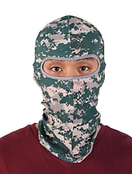 Qinglonglin Unisex Printed Balaclava Skull Mask For Motorcycle Skiing