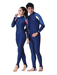 DiveSail UPF 50+ Lycra Diving Skin Suits Anti-UV Wear Swim Snorkeling Surf Water-ski  1 piece Full body For Men Women