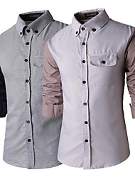 Bonuodika Men's Fashion Shirt