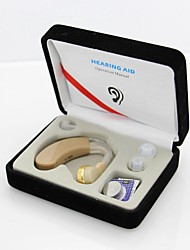 Best Sound Amplifier Adjustable Tone Hearing Aids Aid N-H Deaf Acousticon Receiver