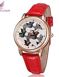 Cuarzo Japonés Analógico Reloj de Moda -