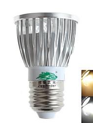 5W E26/E27 Focos LED 5 LED de Alta Potencia 400 lm Blanco Cálido / Blanco Fresco V 1 pieza