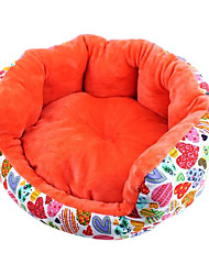 Pet Fashion Love Design kennel for Pets Dogs(Assorted Colors)