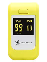 heilen Kraft Finger-Pulsoximeter Blutsauerstoffsättigung pod-1 Impuls Oximeter Herzschlag Blutmessung