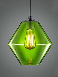 maishang® Kronleuchter mini style moderne / zeitgemässe Wohn- / Schlafraum / Esszimmer / Arbeitszimmer / Büro Glas