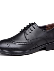 Men's Shoes Wedding/Office & Career/Party&Evening Oxfords