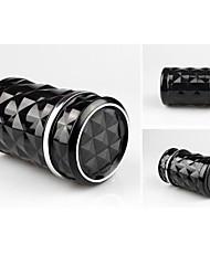 Cinzeiro com LED para Carro (Padrão Diamante)