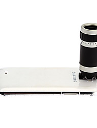 Mobile Phone Telescope 8X for Samsung N7100 with Back Case