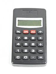 Funny Calculator Style Tricky Sprinkler Toy - Black + White