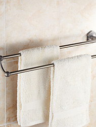 Antique Bronze Wall Mounted Towel Bars