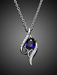 MINT Women's 925 Silver Top Selling Elegent Fashion Necklace