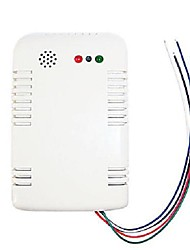 High Sensitive LPG Gas Detector with NC/NO Relay Output
