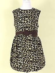 Vestidos (de Algodão ) - MENINA - Sem Mangas - Médio - Inelástico