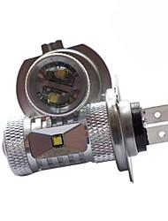 1pcs High Power 30w H7 CREE Fog Light Driving Headlight