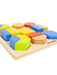 BENHO Birch Wood Shape Sort Board-III Education Baby Toy