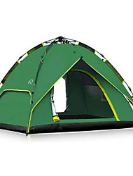 Anti-Rain And Wind Durable Large Space 2 Persons Camping Tent