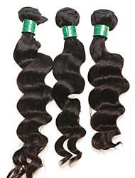 Peruvian Hair Weaves 6A 3pcs Peruvian Loose Wave Human Hair Weave Peruvian Extensions Peruvian Human Hair Weaves
