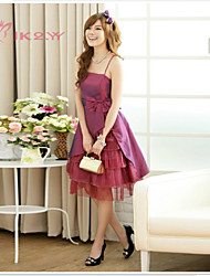 Women's Elegant  Bridesmaid Dress/ Wedding Party Dress