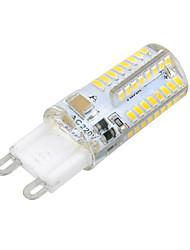 3w g9 conduziu luzes de milho t 64 smd 3014 270 lm branco quente / branco ac 220-240 v