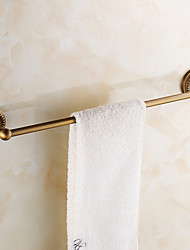 Antique Copper Wall Mounted Towel Bars